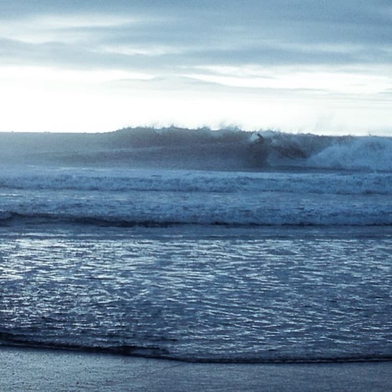 surf photo from ocean beach