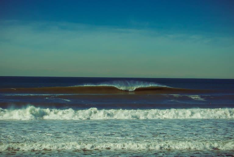 ocean beach sand bar
